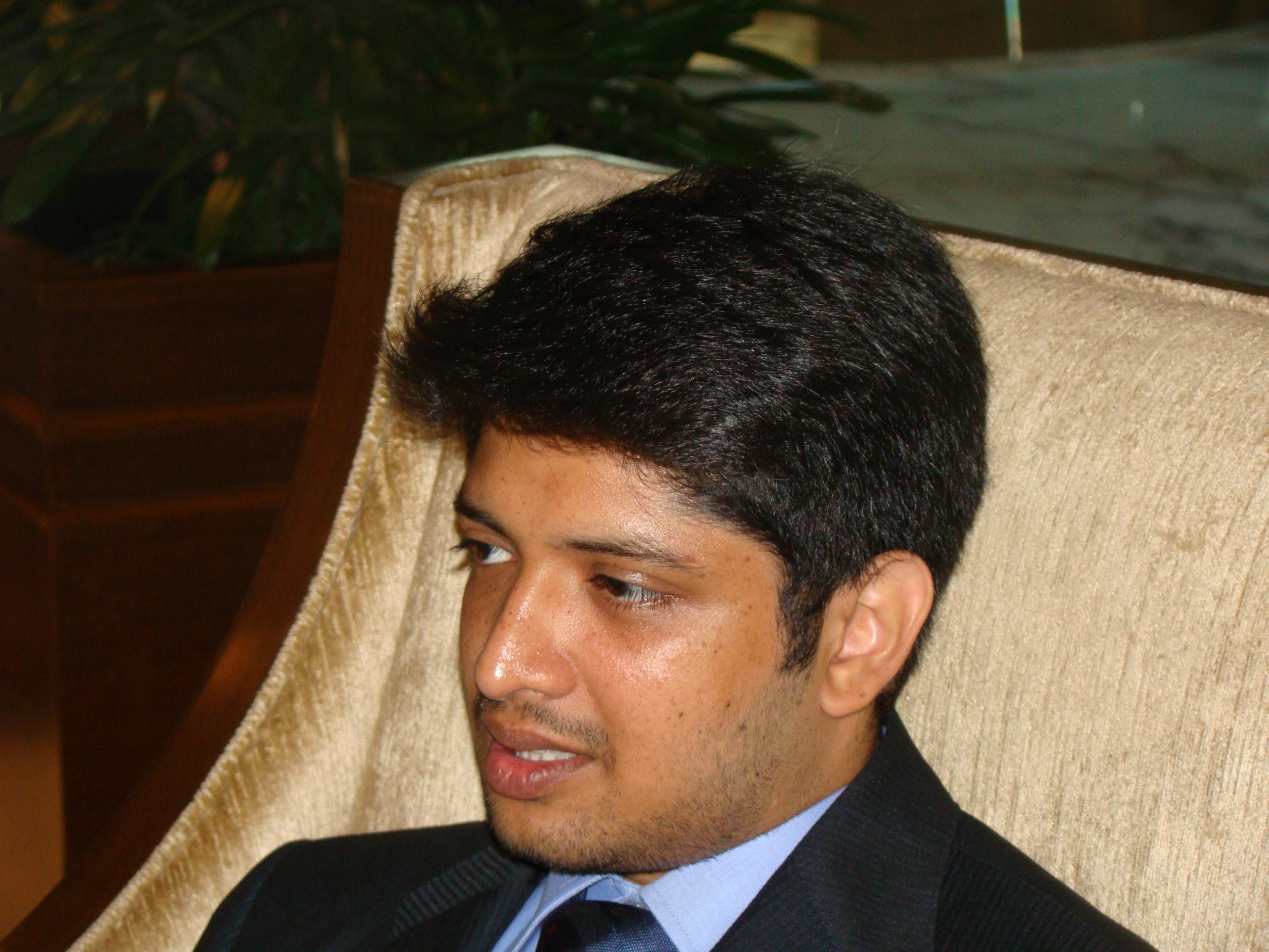 Harish Madabushi webfluenz