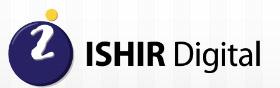 ISHIR Digital Logo