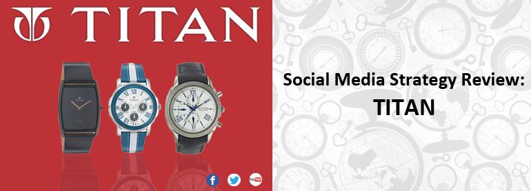 Titian Social Media strategy