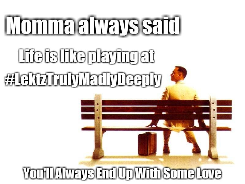 lektz truely madly deeply
