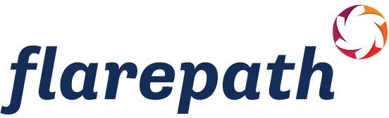 social media agency flarepath logo