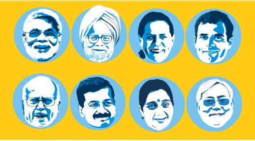 politicians on Social media report