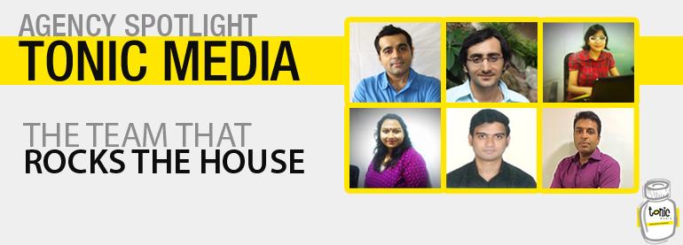 Tonic Media The Team That Rocks