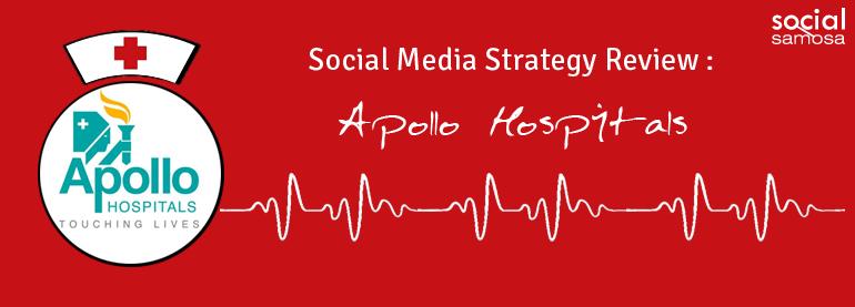 apollo hospitals social media