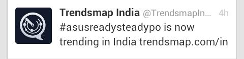 asus india trending in india