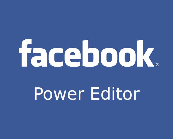 facebook power editor