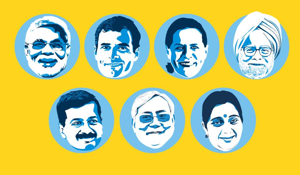 political leaders on social media