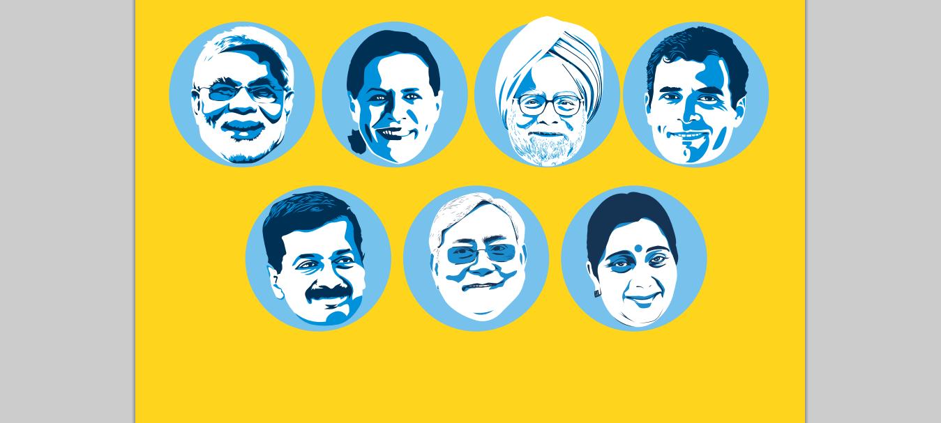 political leaders online report