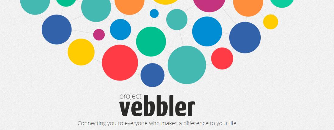 social media platform vebbler