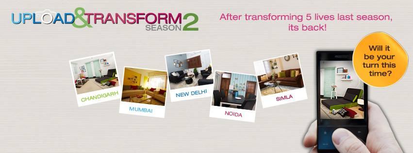 upload and transform 2