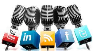 use social media for branding