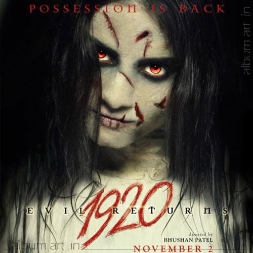 1920 Evil Returns poster