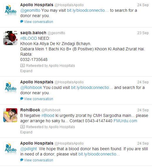 Apollo Twitter