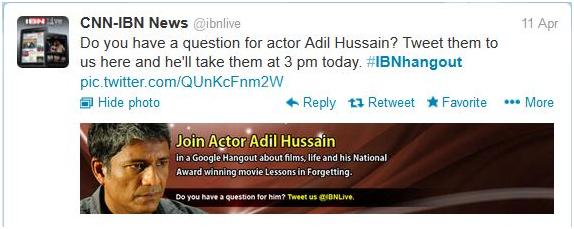 CNN IBN on Twitter