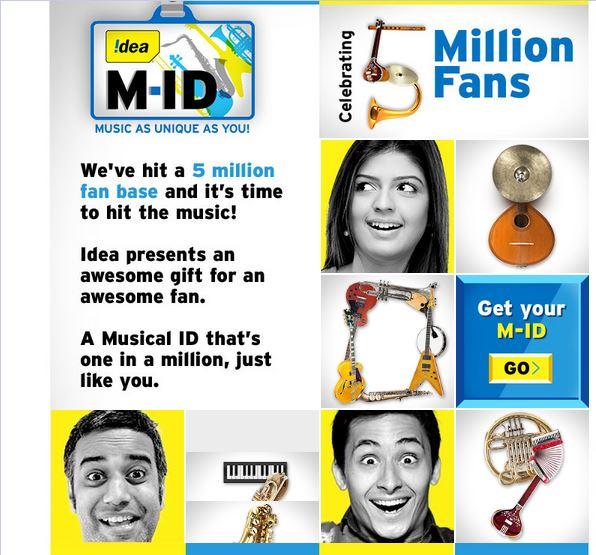 Idea Musical M-ID