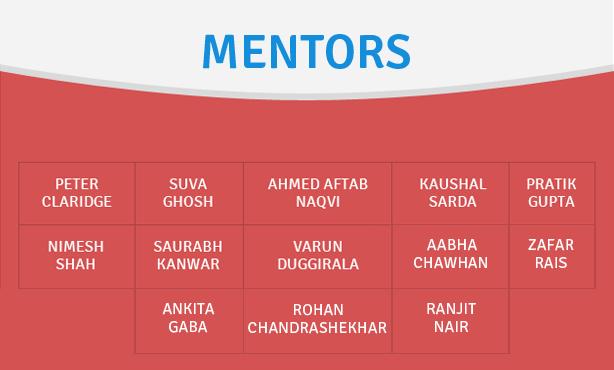 mentors for social media workshop for startups