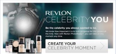 Revlon India CelebrityYou campaign