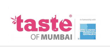 Taste of Mumbai american express
