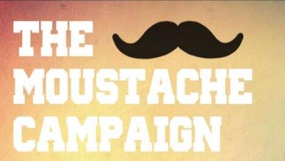 The moustache campaign
