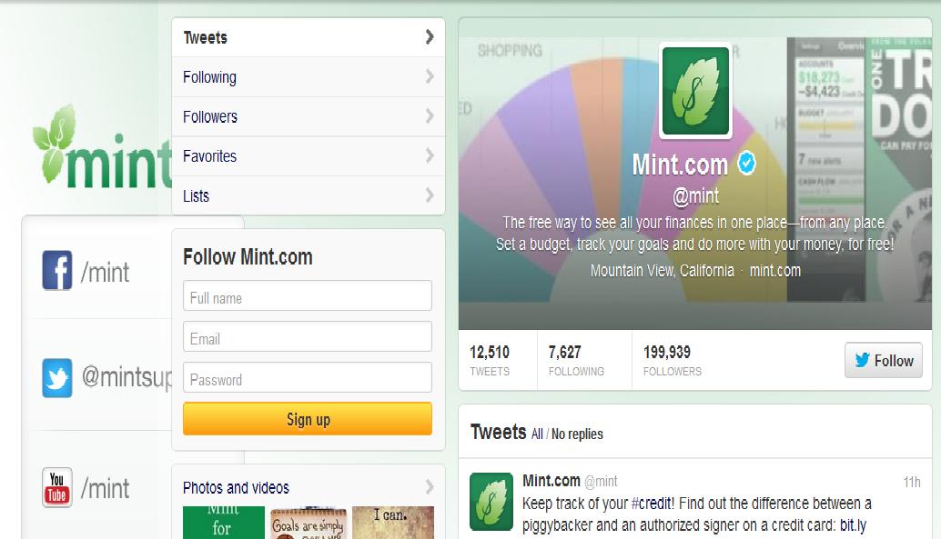mint newspaper on twitter