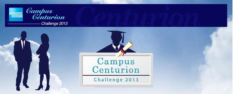 American Express Centurion Campus Campaign