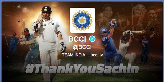 BCCI Twitter