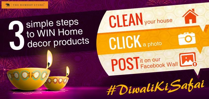Diwali social media contest