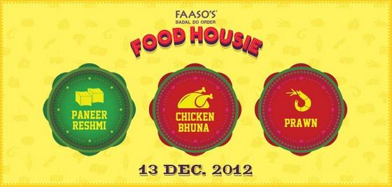 Faasos Food Housie