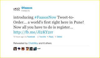 Fasoos Tweet