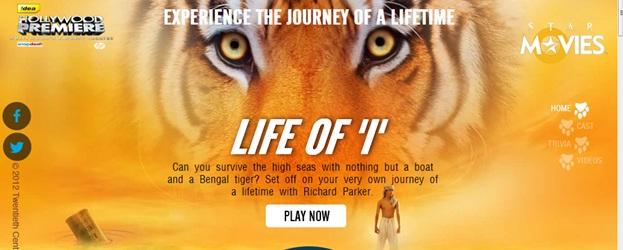 Life of 'I' campaign