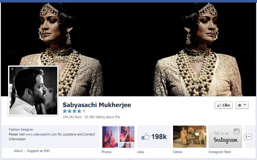 Sabyachi Mukherjee