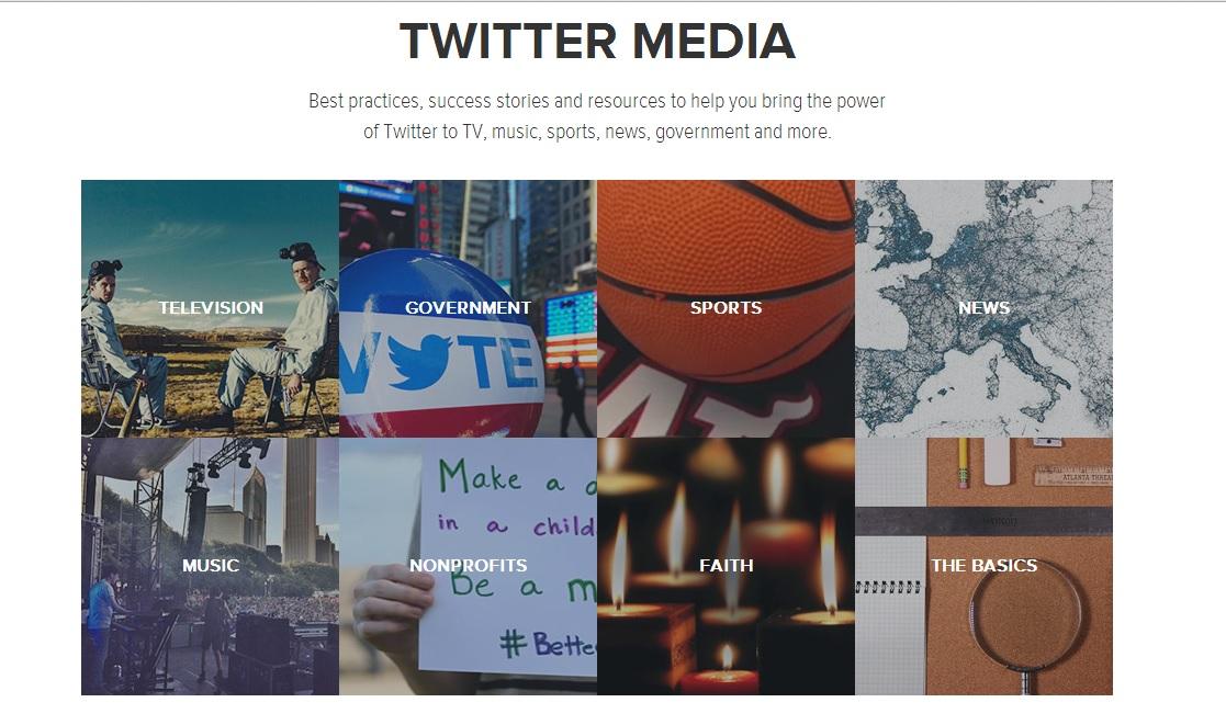 Twitter media site