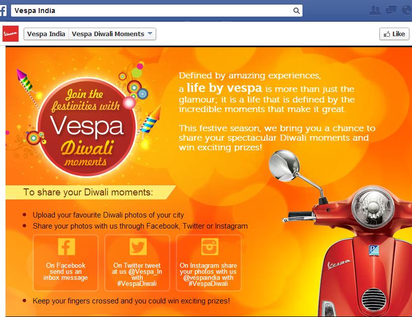 Vespa India