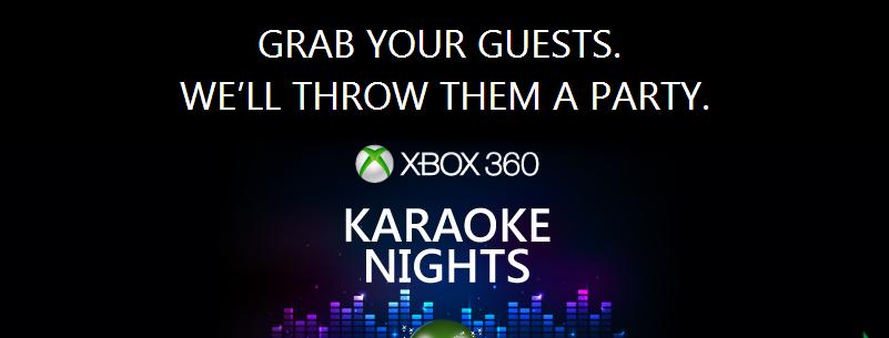 Xbox 360 India Karoke Nights campaign
