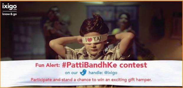 ixigo #Pattibandhke