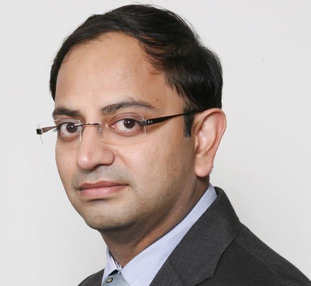 Mr. Ashish Gupta, Director, Marketing, BlackBerry India