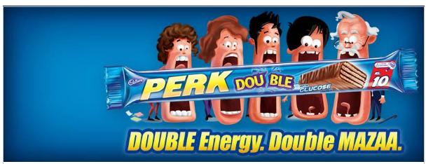 Cadbury perk