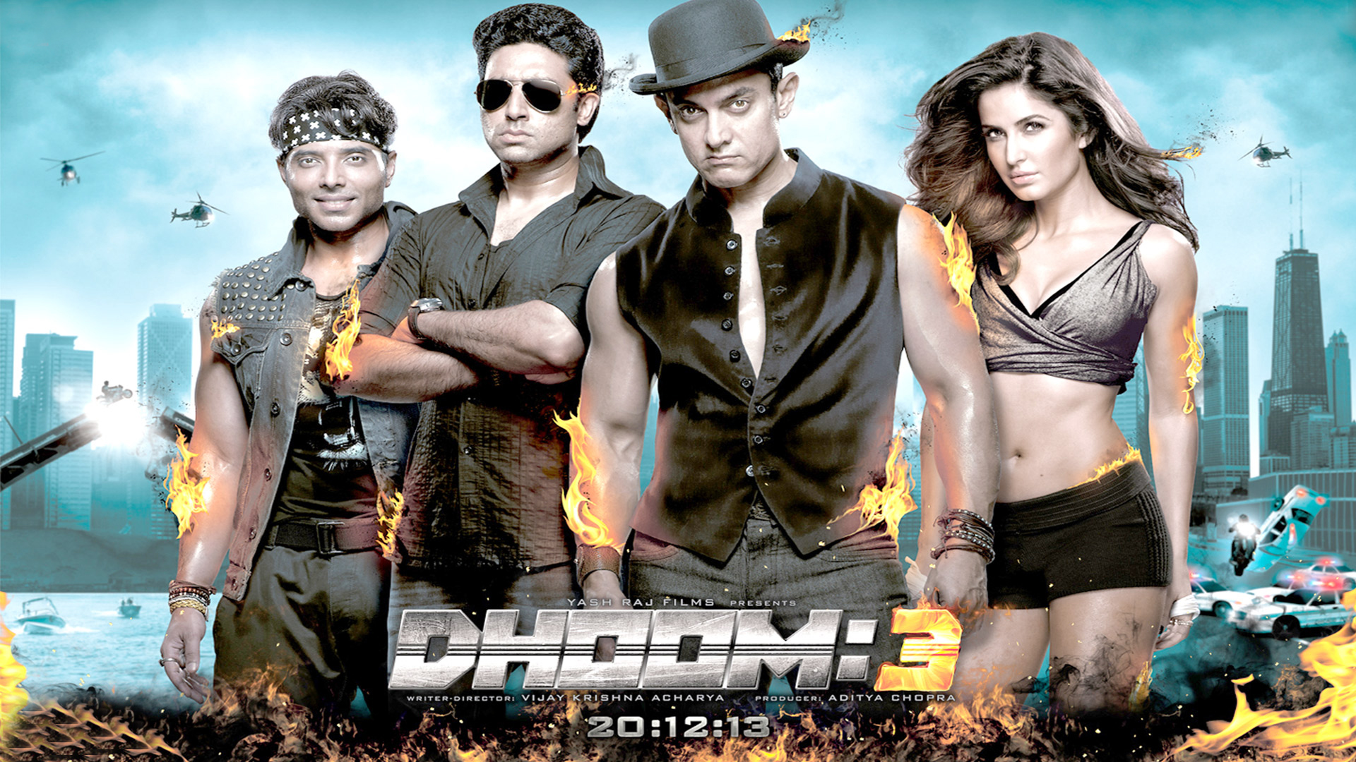 Social Media Campaign Review How Dhoom3themovie Is Making Dhoom On Social Media