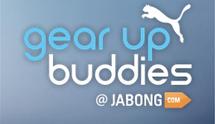 Gear Up Buddies Puma and Jabong