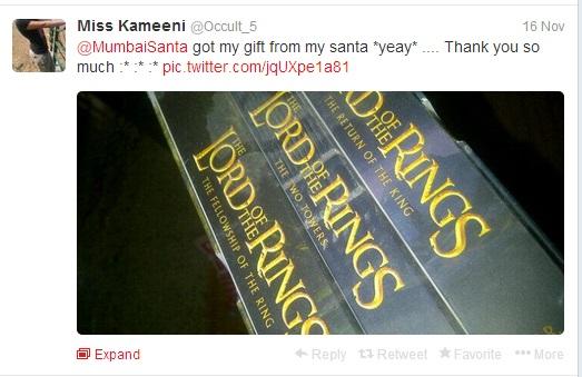 Twitter Secret Santa