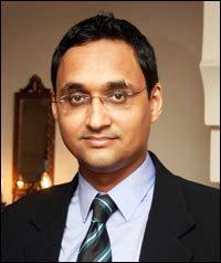 Prasanjeet Dutta Baruah, Vice President and Head - Marketing, The Oberoi Group