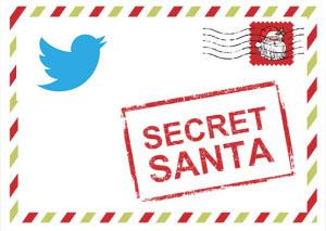 secret santa on twitter