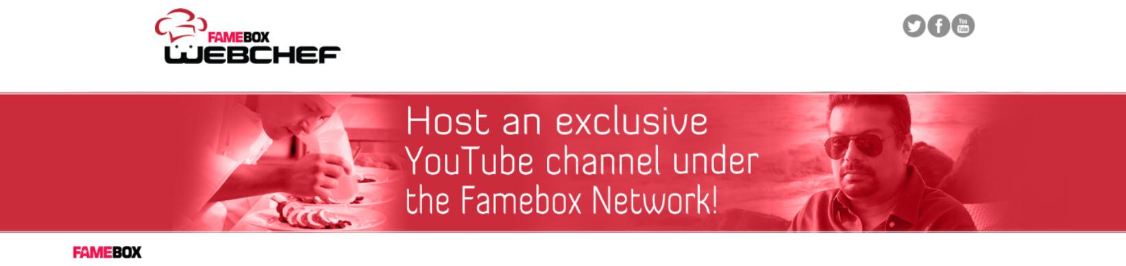 Famebox WebChef