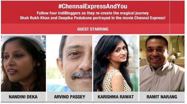 AndPictures Chennai express #chennaiexpressandyou