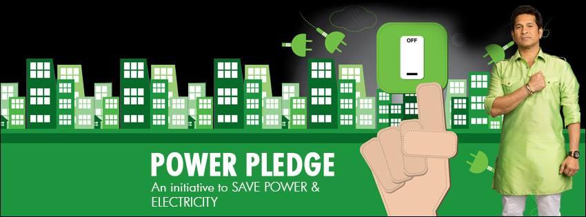 My Luminous Power Pledge