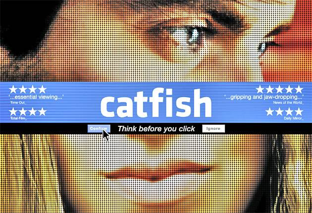 The Catfish Movie Poster