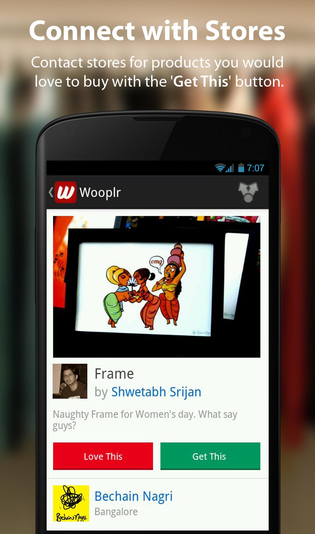 Wooplr - Social discovery platform