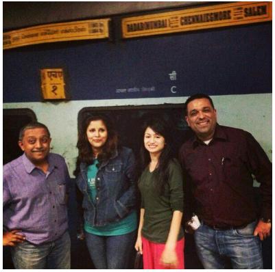 four bloggers chennai express