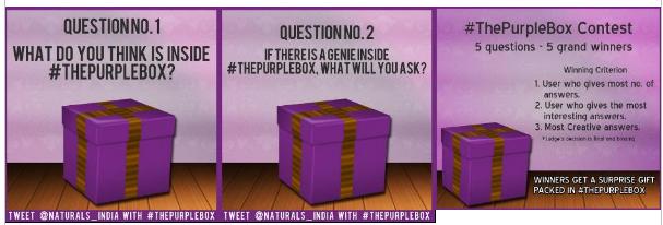 purple Box Campaign