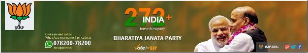 BJP youtube Channel